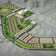 Dự án Nhà ở CBCNV NMLD Dung Quất