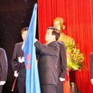 Chủ tịch nước Nguyễn Minh Triết phong tặng PVI Danh hiệu Anh hùng Lao động