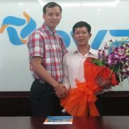Lễ trao Quyết định bổ nhiệm Phó Tổng giám đốc PV2